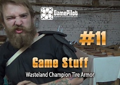 Game Stuff - Wasteland Champion Tire Armor. Выпуск 11.11